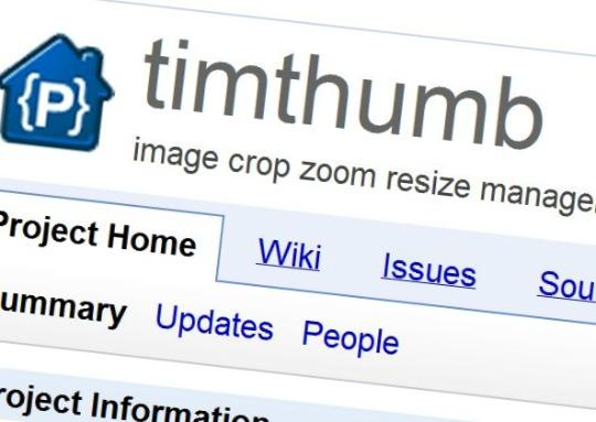 Nova vulnerabilidade de segurança no TimThumb (0-day)