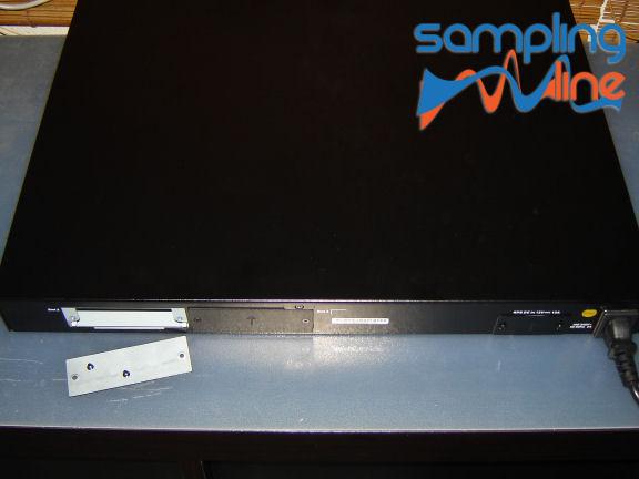 Novo Switch Brocade/Foundry - PTServidor Vista Traseira